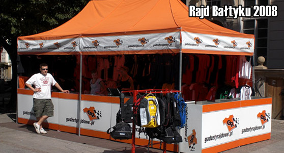 Rajd Bałtyku 2009
