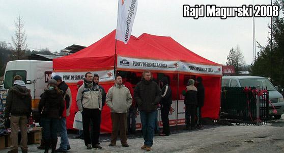 Rajd Magurski 2008