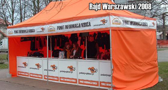 Rajd Warszawski 2008