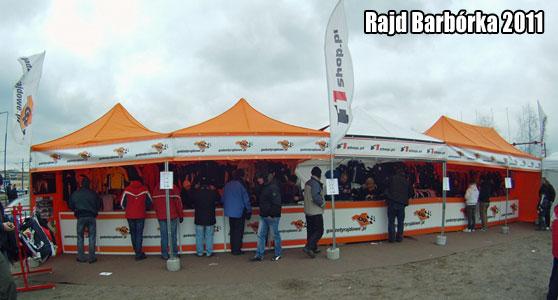 Rajd Barborka 2011