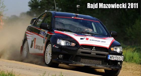 Rajd Mazowiecki 2011