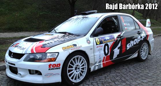Rajd Barbórka 2012