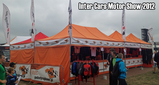 Inter Cars Motor Show 2012