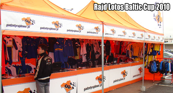Rajd Lotos Baltic Cup 2010